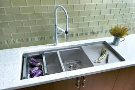 Square Kitchen Sinks Modern Stainless Steel Kitchen Sink Meetly Co