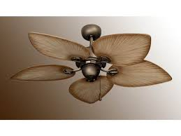 leaf ceiling fan with light ceiling interesting palm leaf fan with light tommy bahama fans