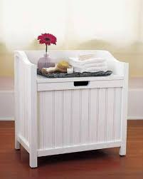 Bathroom Bench Seat Storage Bathroom Benches With Storage 126 Furniture Ideas