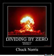 Divide By Zero Meme - dividing by zero by atachi13 meme center