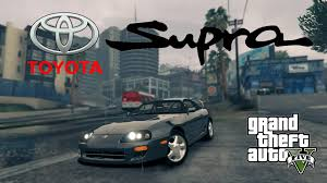 stanced supra wallpaper 1998 toyota supra gta 5 gameplay u0026 first look pc mods youtube