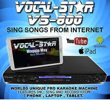 karaoke dvd player ebay