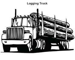 semi truck trailer coloring pages tow monster color lego semi