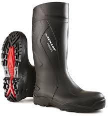 womens work boots size 9 dunlop shoes dunlop purofort rugged wellington boot