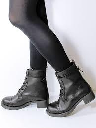 womens boots in vegan vegetarian non leather womens aviator 2 boots in black peta