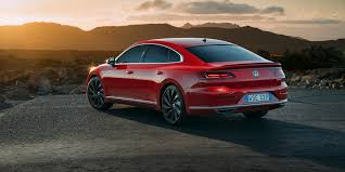 volkswagen arteon rear 2018 volkswagen arteon pricing and specs