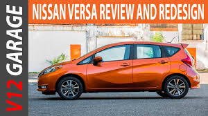 nissan versa interior parts new 2018 nissan versa hatchback redesign and review youtube