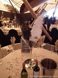 great gatsby centerpieces great gatsby themed centerpieces theme or any of our