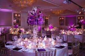 party centerpieces wedding decoration ideas purple wedding party decorations with
