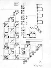 Dormitory Floor Plans by Indian Institute Of Management Louis Kahn Archeyes