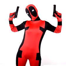 Deadpool Halloween Costume Aliexpress Buy Deadpool Cosplay Costume Child