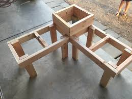 Woodworking Plans Projects June 2012 Pdf by Remodelaholic Build A Corner Bench With Built In Table