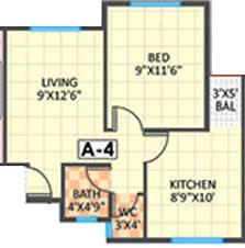 casita floor plan ravindra pandav casita in indira nagar nashik price location
