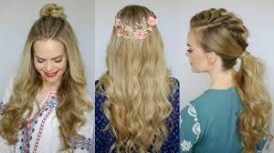 Frisuren Lange Haare Locken by Sommerfrisuren Für Lange Haare 16 Ideen Und Anleitungen