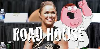 Roadhouse Meme - video ronda rousey gets the road house treatment from peter