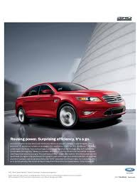 Sho Clear 2012 ford taurus brochure city ford waverly ford and clear