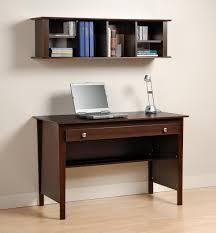 furniture fancy wooden rack and desk for notebook office desk