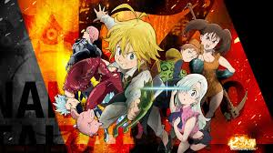 seven deadly sins the seven deadly sins new season begins in january 2018 ticgn