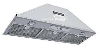 range hood exhaust fan inserts quiet insert range hood stainless steel digital control cooker