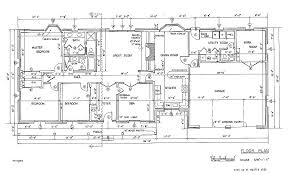 4 bedroom ranch style house plans five bedroom ranch house plans image gallery of awesome house plans