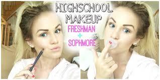 school for makeup high school makeup freshman sophomore