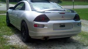 modified 2000 mitsubishi eclipse 2000 mitsubishi eclipse gs youtube