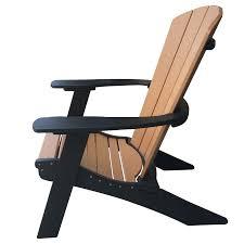 Breezesta Coastal Bar Chair by Poly Casual Coastal Adirondack Chair