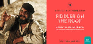 Fiddler On The Roof Movie Online Free by Classic Cinemas Home