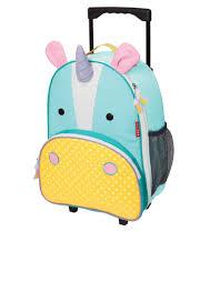 skip hop zoo kids rolling luggage unicorn backpacks backpacks