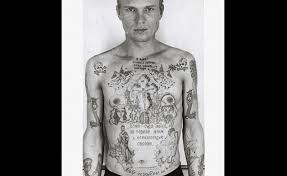 the hustle and the hierarchy of prison tattoos crixeo