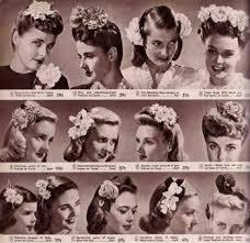 1940s hair accessories best 25 rockabilly bridal hair ideas on vintage