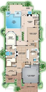 apartments beach style house plans beach style house plan beds