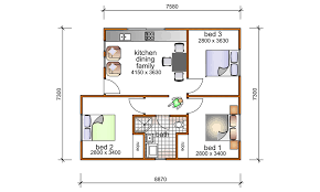 3 bedroom granny flat designs 3 bedroom granny flat floor plans