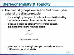 stereochemistry u0026 topicity diastereotopic groups u2022 h atoms on c