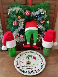 Christmas Grinch Decorations