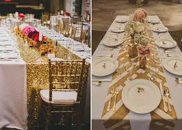Table Centerpieces For A Wedding by 35 Trendy Wedding Table Runners Table Decorating Ideas