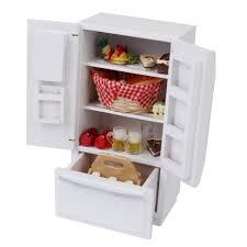 pretend kitchen furniture 1 12 scale dollhouse furniture wooden kitchen set pretend play 1 12