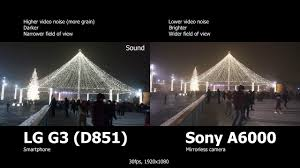 sony a6000 low light a6000 smartphone vs mirrorless low light youtube