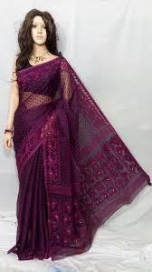 jamdani sharee dhakai jamdani saree manufacturers suppliers exporters in india