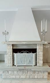 Shabby Chic Fireplaces by Lecosemeravigliose Shabby E Country Chic Passions Caminetti