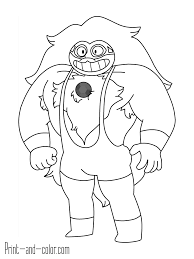 steven universe coloring pages print and color com