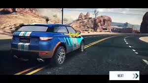 range rover hunter asphalt 8 nevada cup range rover evoque 1 12 930 youtube