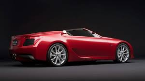 lexus supercar sport lexus lfa roadster axed toyota supra under development report