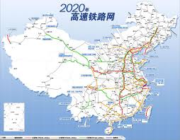 Trains In Europe Map by China To Spend 3 5 Trillion Yuan 503 Billion By 2020 On High