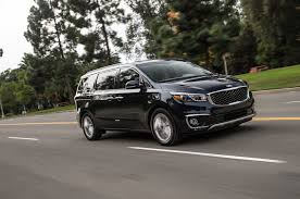 2015 minivan driving the cool minivan 2015 kia sedona 760 cars performance