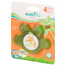 evenflo zoo friends soft soother 1 pack meijer com