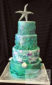 underwater theme cake i absolutely love this now i just wish i