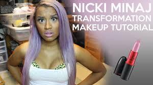 How To Look Like Beyonce For Halloween by Nicki Minaj Transformation Makeup Tutorial Offbeatlook Youtube
