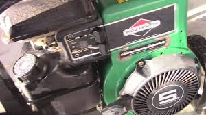 coleman powermate generator 5hp first look youtube