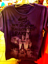 scary halloween t shirts mickey u0027s not so scary halloween party merchandise on the go in mco